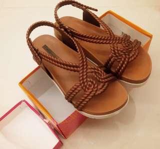 🚚 Melissa Cosmic + Salinas Sandals