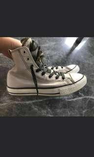 Authentic Converse All Star high cut sneaker