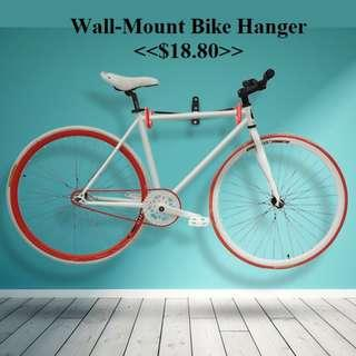 Wall-Mount Bike Hanger $18.80