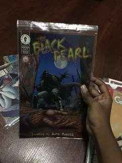 🚚 Black pearl - Mark hammil #1