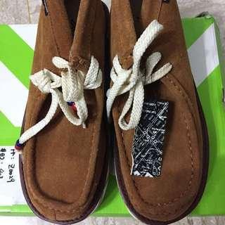 Fingercroxx Boots Flatform Shoes brown