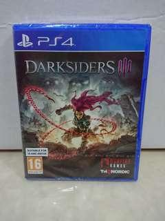Brand new and Sealed Darksiders 3