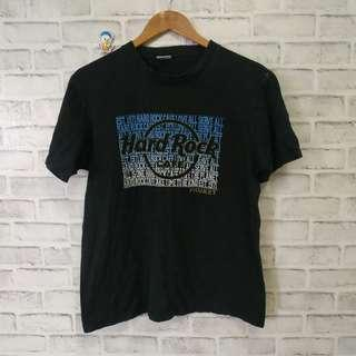 T Shirt Hardrock Cafe - Size M - Original Menswear