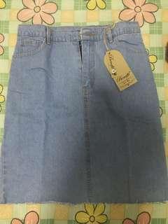 Rok Jeans (denim skrit)