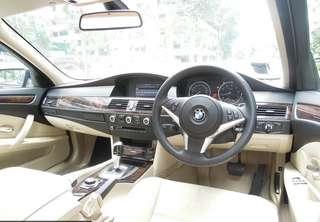 BMW e60 525 lci