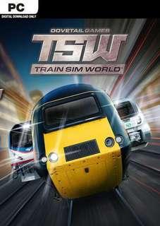 🚚 Train Sim World + DLCs PC
