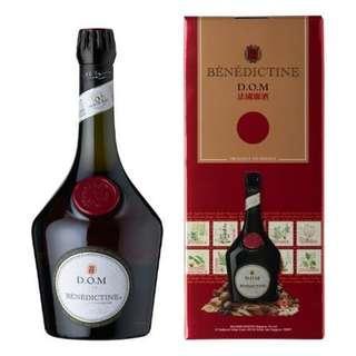 Benedictine DOM 1 liter