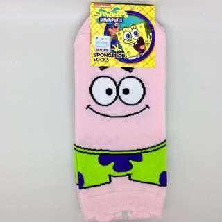 Kaos Kaki Spongebob Series (Patrick)