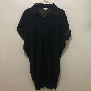 Black Semi Dress