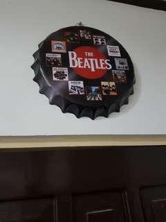 the beatles bottle cap