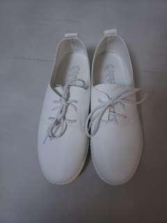 休閑鞋 White shoes