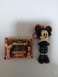 迪士尼 扭蛋 - 米妮 Minnie