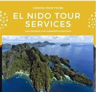 El Nido Tour Services