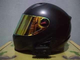 Helm Snail FFS1 (Tidak Termasuk Intercom V6)