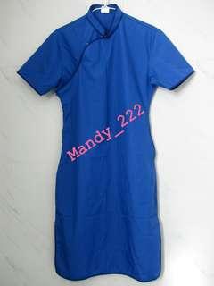 SSGS SSGC 聖士提反女子學校 女聖士提反 夏季 校服 旗袍 Summer uniform mandy_222 (SU009)