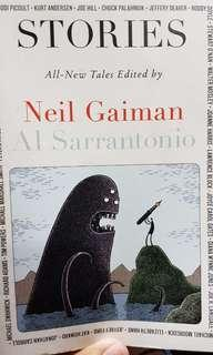 Stories by Neil Gaiman & Al Sarrantonio