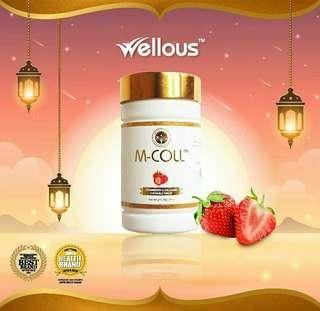 M-Coll Collagen Candy