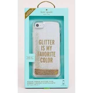 (Pre-Order) Kate Spade iPhone 8/7/6s glitter case