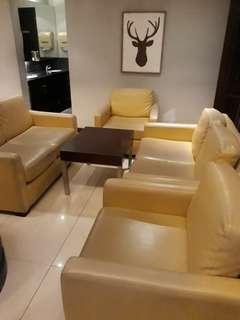 Sofa ex resto kualitas mewah barang bagus