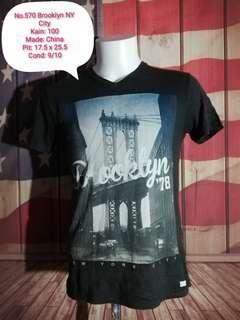Tshirt Brooklyn NY