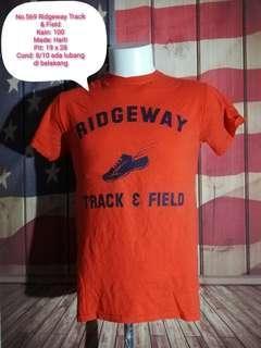 Tshirt Ridgeway
