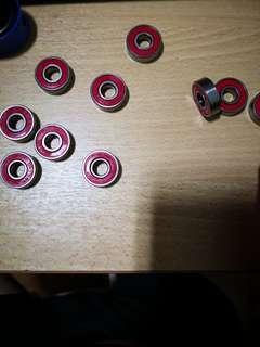High quality Abec-9 Skateboard bearings
