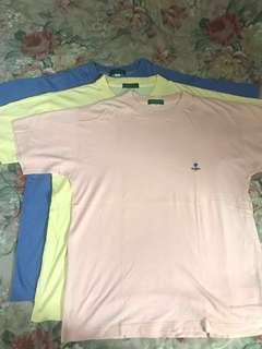 Giordano classics ladies shirts