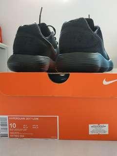 Nike Hyperdunk Low Black
