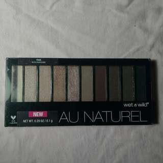 Wet n Wild Au Naturel Eyeshadow Palette - 754A Nude Awakening