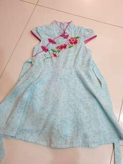 🚚 Cheongsum dress