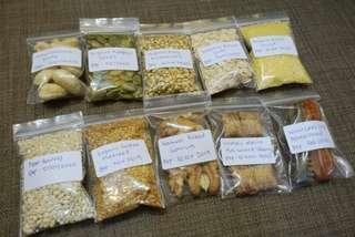 🚚 Hamster Sampler Pack - Treats