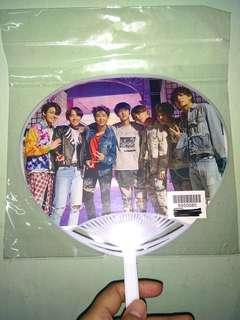 BTS handsfan with duality side
