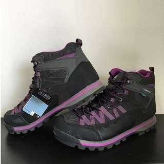 Karrimor Spike Mid 2 Ladies Weathertite in Black/Purple