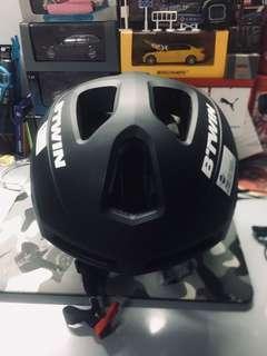 B'twin ROADR 100 CYCLING HELMET - BLACK