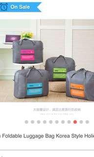🚚 Travel bag foldable