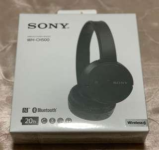 🚚 Sony WH-CH500 wireless stereo headset
