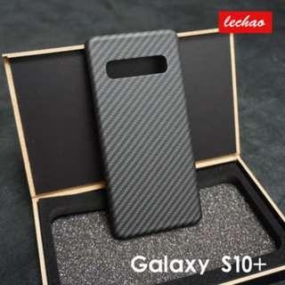 Samsung Galaxy S10/S10+ Real Kevlar Carbon Fibre Case