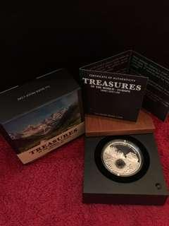 Treasure of the world -EUROPE silver proof coin