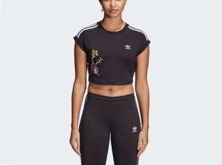 Adidas Crop top S size