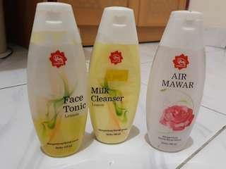 Viva Milk Cleanser Paket
