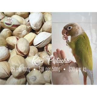 Raw Shelled Pistachio