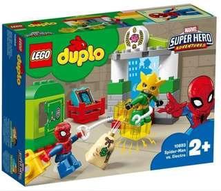 Lego Duplo 10893 Spider-Man vs Electro 2019 29 pcs