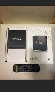 Android Turbo TV box