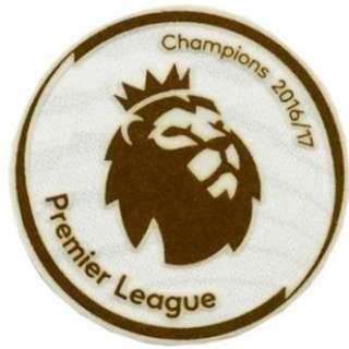 Epl Champions Patch For Chelsea Jersey 2017/18 Single Pc Only Fixed Price Free Postage Official Sportingid Product
