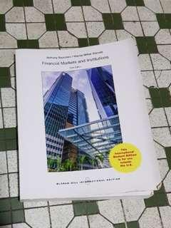 Financial Markets and Institutions: Sixth edition