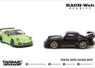 徵徵徵** Tarmac Works RWB930 Tokyo Auto Salon限定