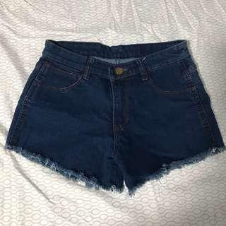 BN Dark Denim Shorts