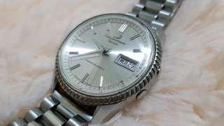 Vintage Watch Seiko Sportsmatic Deluxe