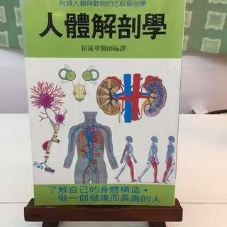 【晴耕雜貨】「二手書」人體解剖學