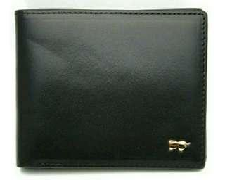 (Stock on 20Apr-1) Braun Buffel bifold with 2 middle flaps, genuine leather men's wallet